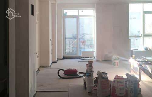 Ремонт однокомнатной квартиры фотографии