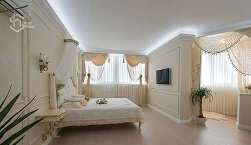Классический ремонт квартиры фотографии