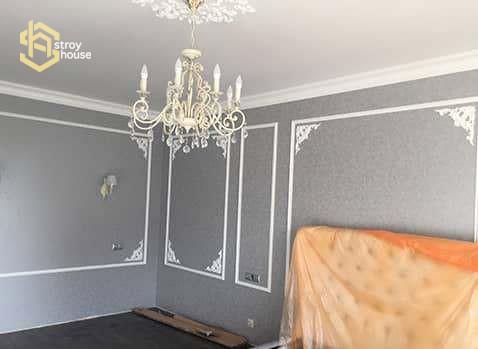 Ремонт комнат в частном доме фотографии