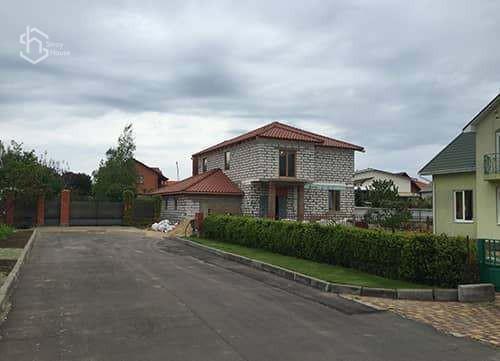 Услуги по строительству дачных домов