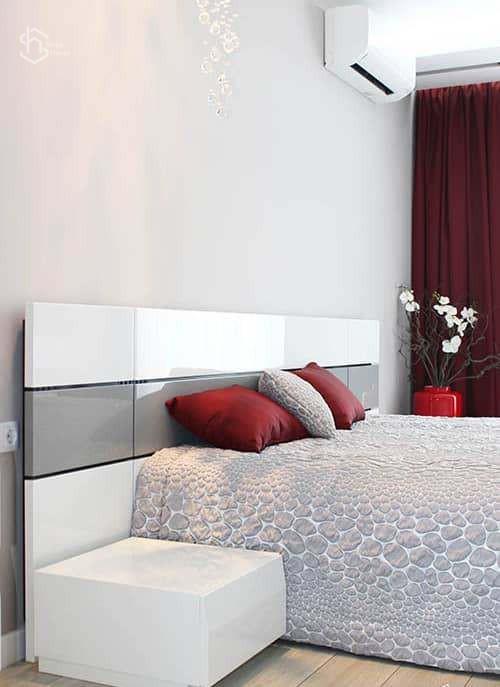 Дизайн спальни - Фотографии ремонт под ключ