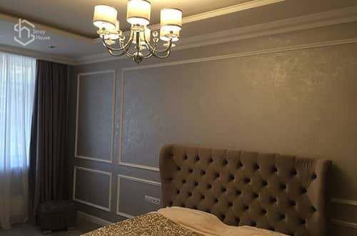 Ремонт спальной комнаты в Одессе фото
