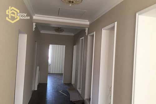 Фотографии ремонта в частном доме