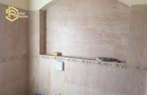 Фотографии ремонт ванной в частном доме