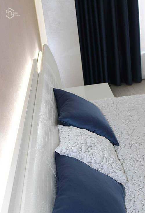 Ремонт спальной комнаты фотогалерея