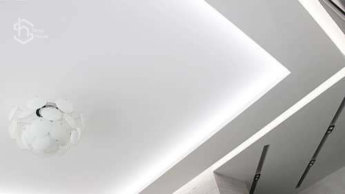 Фотографии ремонт под ключ - потолок