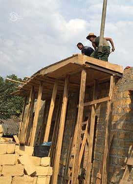 Возведение домов в Одессе и области