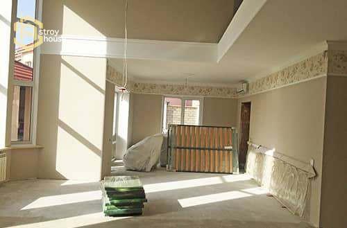 Портфолио ремонт частного дома