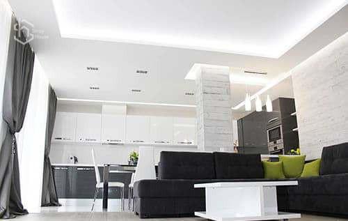Дизайн проект ремонта кухни до и после