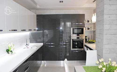 Дизайн проект ремонта кухни Одесса
