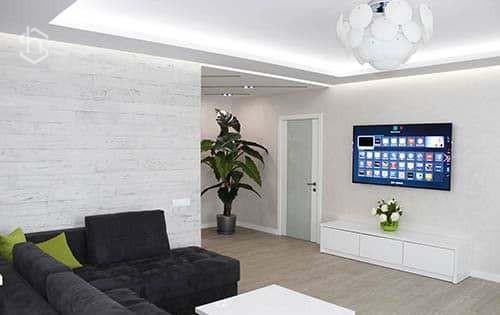 Дизайн проект ремонта квартиры Одесса