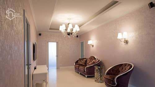 Дизайн проект коридора фото