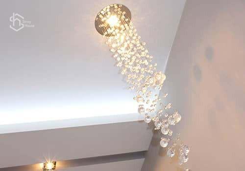 Установка ламп и светильников в Одессе фото