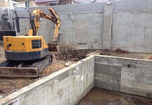 Расчет стоимости на бетонные работы по прайсу