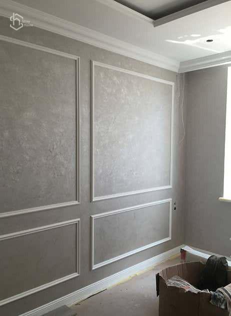 Ремонт стен в Одессе портфолио готовых работ