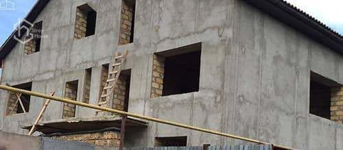 Фото галерея строительство домов