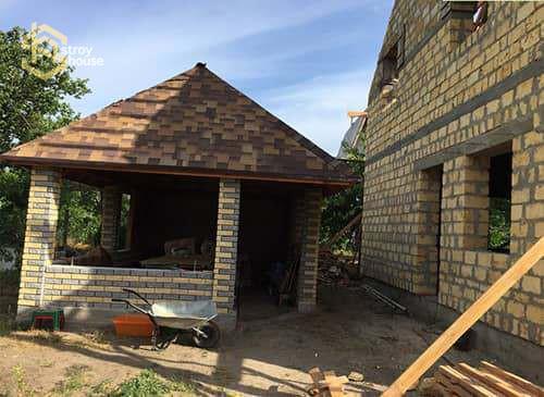 Ремонт крыши, водоотводов в Одессе недорого