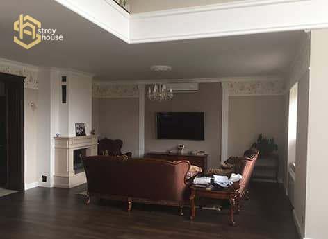 Фото дизайн интерьера частного дома