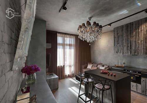 Дизайн проект спальни в Одессе фотографии