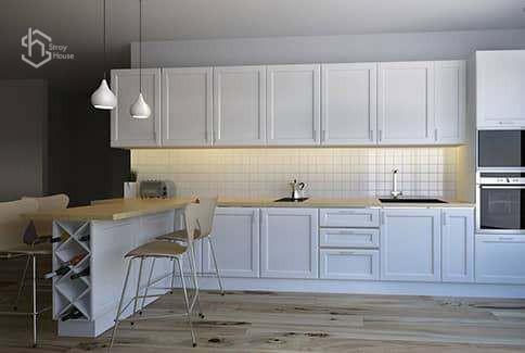 Фотографии ремонт кухни
