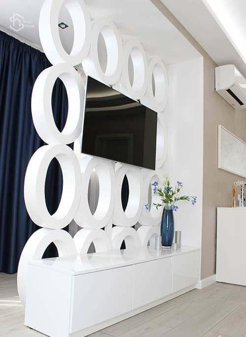 Дизайн интерьера под ключ - гостиная фото