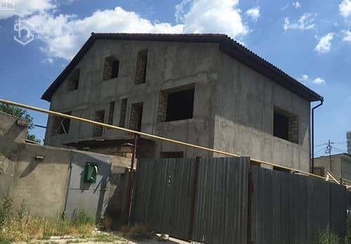 Строительство домов в Одесской области