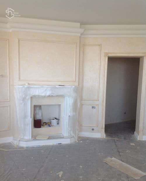 Дизайн интерьера комнаты классический стиль