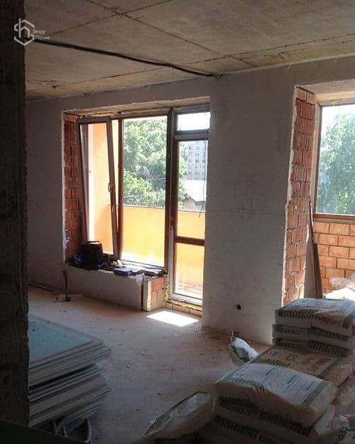 Перепланировка квартиры Одесса фото