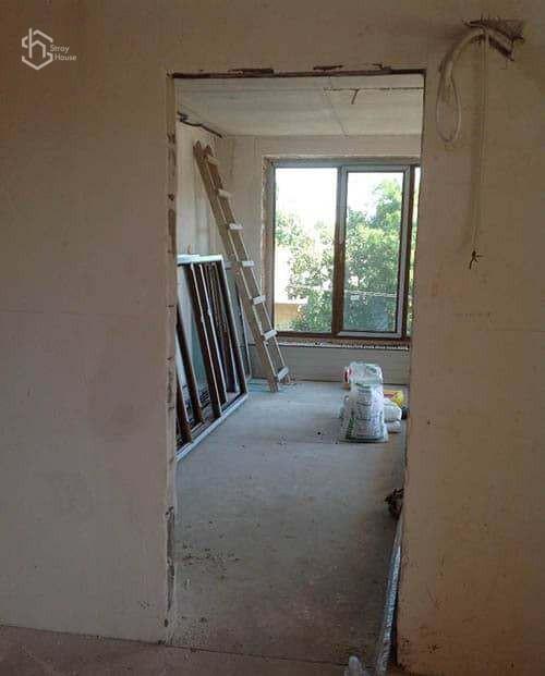 Ремонтные работы- фотографии ремонтных работ