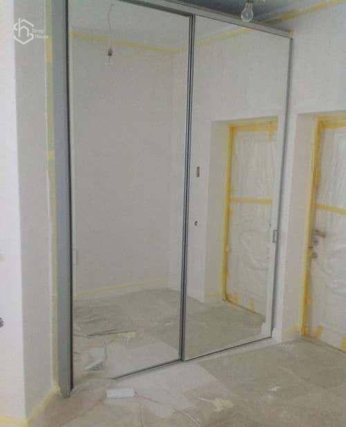 Монтаж гардероба в Одессе фото