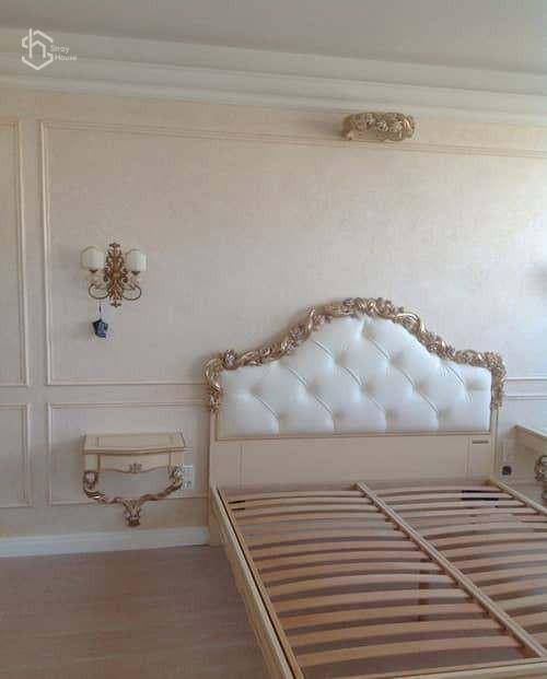 Ремонт спальни в частном доме фото