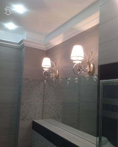 Ремонт в ванной фотогалерея