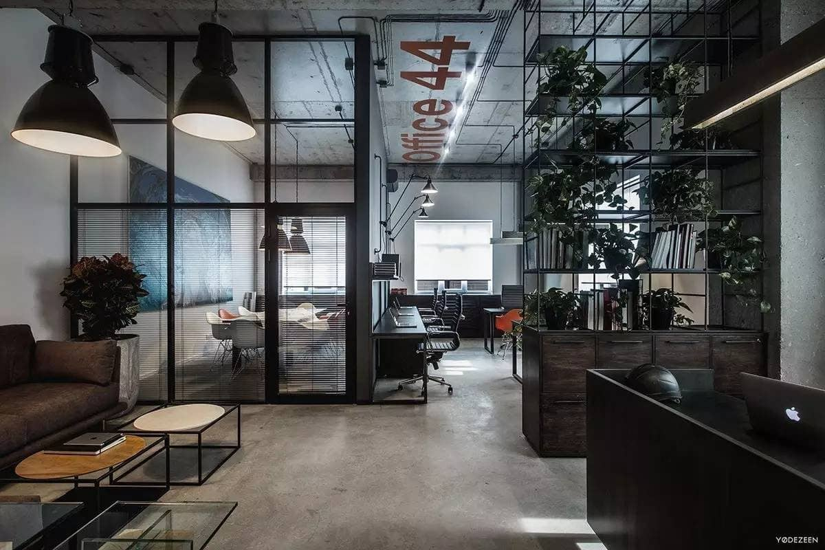 Ремонт офисных помещений в Одессе