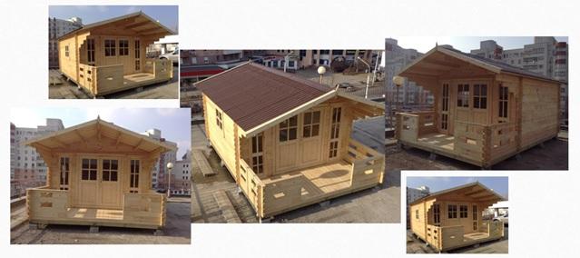 В Украине приобретают популярность дома-конструкторы фото 1