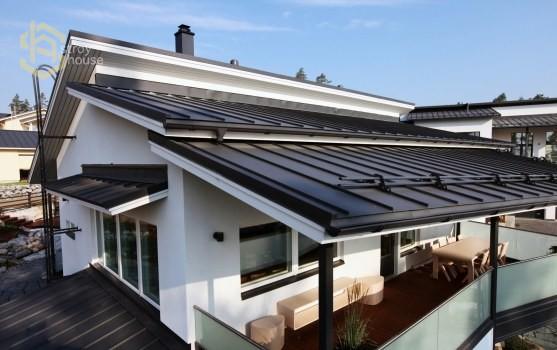 Виды конструкции крыши фото 1