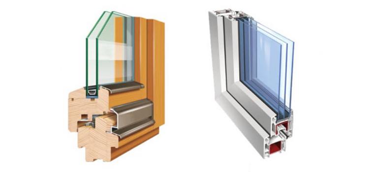 ПЛАСТИКОВЫЕ VS деревянные окна. КАКИЕ ВЫБРАТЬ? фото 1