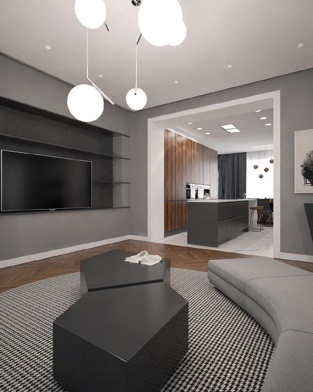 10 лучших стилей интерьера для маленьких квартир ! фото 1